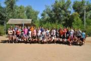 ВГСПУ  принял участие в спартакиаде спортивно-оздоровительных лагерей вузов Волгограда