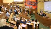 В ВГСПУ состоялось торжественное заседание Ученого совета