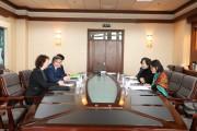 ВГСПУ укрепляет международное сотрудничество