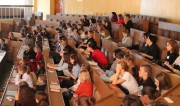 В ВГСПУ прошла школа студенческого актива для первокурсников