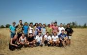 Участники археологической экспедиции