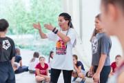 Студенты и преподаватели ВГСПУ участвуют в работе летней танцевальной смены «Dance Weekend»