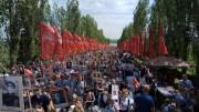 Руководство и студенты ВГСПУ принимают участие в торжественных мероприятиях, посвященных 74-й годовщине Победы в Великой Отечественной войне