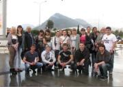 Участники поездки с руководителями группы В.А. Брылевым и С.И. Пряхиным