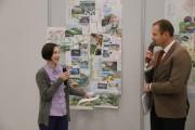 Студенты ВГСПУ приняли участие в обсуждении дальнейшего благоустройства поймы реки Царица