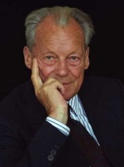 Вилли Брандт, федеральный канцлер ФРГ (1969—1974)