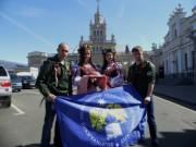 Студенты Волгограда приняли участие в акции «Поклонимся великим тем годам»