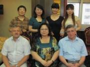Преподаватели Чаньчуньского университета — выпускники ВГСПУ