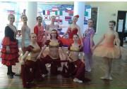 В ВГСПУ прошел  I Межрегиональный хореографический конкурс – фестиваль малых форм «Танцевальный Пилигрим»