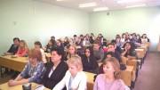 День открытых дверей на факультете дошкольного и начального образования.