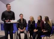 Команда «Древо жизни»  ВГСПУ - победитель городских студенческих дебатов «Открытая студия - 2017»