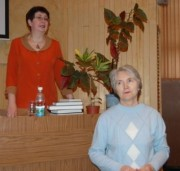 Р.И. Кудряшова и Н.Е. Тропкина
