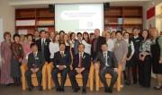 Делегация КНР со слушателями курсов Института Конфуция