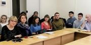 Студенты факультета исторического и правового образования ВГСПУ приняли участие в I Всероссийском студенческом веб-семинаре