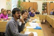 На факультете психологии и социальной работы ВГСПУ состоялся II Всероссийский студенческий научно-образовательный форум «Дебют в практической психологии»