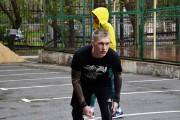 В ВГСПУ прошла Спартакиада по легкой атлетике