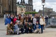 Дрезден. Набережная