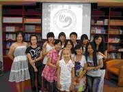 Китайские студенты в Институте Конфуция
