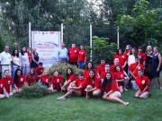 Международный молодежный трудовой лагерь объединяет участников из России, Германии и Республики Кипр