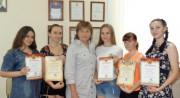 Нина Николаевна Болдырева, уполномоченный по правам ребёнка в Волгоградской области и студенты гр. СКП-СПБ-11