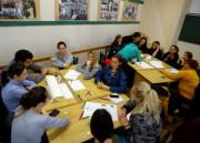 На факультете психолого-педагогического и социального образования ВГСПУ состоялась проектная дискуссия