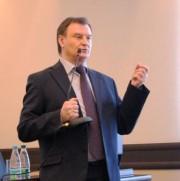 Вдохновитель и идеолог конкурса профессор Н.М. Борытко