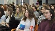Студенты ВГСПУ проходят обучение в школе молодого избирателя