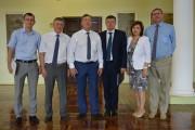 Каганов В. Ш., Коротков А.М.и руководство ВГСПУ