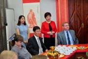 В институте Конфуция ВГСПУ китайские гости из провинции  Чжэцзян сравнили особенности китайской чайной церемонии и русского чаепития
