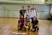 В ВГСПУ определили победителей спартакиады факультетов и институтов по волейболу среди мужчин