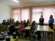 Встреча с будущими абитуриентами на факультете дошкольного и начального образования