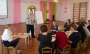Представители Факультета психолого-педагогического и социального образования ВГСПУ провели региональный научно-практический семинар «Психологическая культура педагога ДОУ»