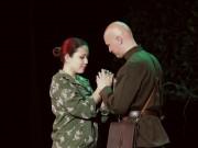 О войне языком театра