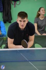 В ВГСПУ состоялась спартакиада по настольному теннису