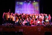 В ВГСПУ состоялось посвящение первокурсников факультета филологического образования
