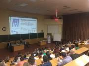 Выпускники ВГСПУ приняли участие в семинаре «Профессиональное мастерство учителя физики»