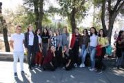 Студенты ВГСПУ отправились на молодежный форум «Пятый семестр»