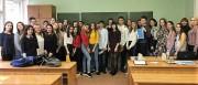 В ВГСПУ состоялась интеллектуально-творческая игра «В мире профессий» для старшеклассников волгоградских школ