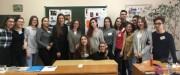 В ВГСПУ прошли стажировку студенты из Франции