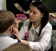 Студенты факультета социальной и коррекционной педагогики ВГСПУ стали волонтерами на Благотворительном «Рождественском балу - 2019»