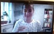 Защита ВКР Ирины Губановой на русском жестовом языке