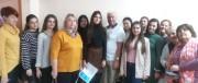 Студенты ВГСПУ встретились с известным  автором учебников по химии