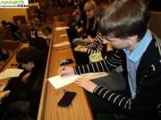 В ВГПУ прошли «Выборы в Волгоградскую областную Думу»