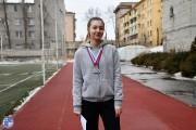 В ВГСПУ состоялось зимнее спортивное многоборье, в честь открытия Всемирной зимней Универсиады
