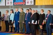 В ВГСПУ завершились соревнования по самбо