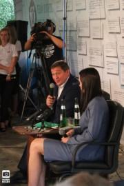 Студенты задали актуальные для региона вопросы губернатору Волгоградской области