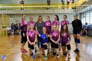 В ВГСПУ прошли соревнования по волейболу среди женских команд вузов города на «Кубок ректора ВГСПУ»