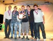 Команда «Хладна Звезда» — чемпион в абсолютном зачете