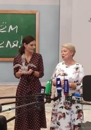 Преподаватель русского и литературы из Волгограда стала Учителем года-2019