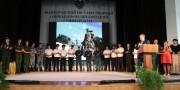 Губернатор Волгоградской области в ВГСПУ провел Урок мужества